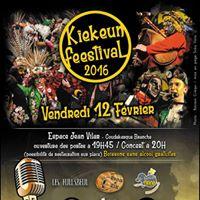 Kiekeun Feestival 2016