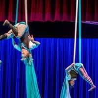 No Business Like Show Business w Stage Flight Circus Arts