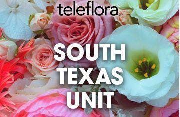 Telefloras South Texas Unit Program - Wedding Flowers With Flair