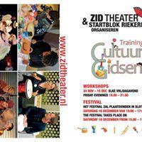 CultuurGidsen training voor statushouders en buurtbewoners