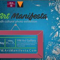 Art Manifesta - Sindh Culture Photo Exhibition