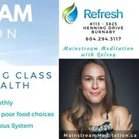 Meditation for Digestive Health