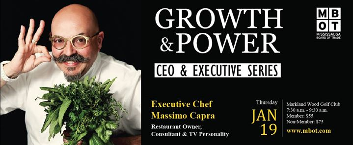 Growth & Power - CEO & Executive Series