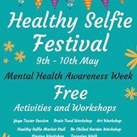 Healthy Selfie Market Stall
