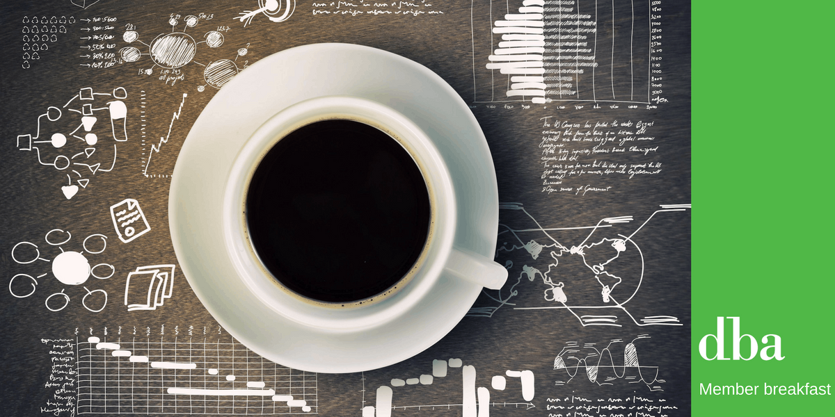 Differentiating your design business  DBA member breakfast