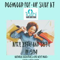 Dogwood Pop-Up Shop at Tashis