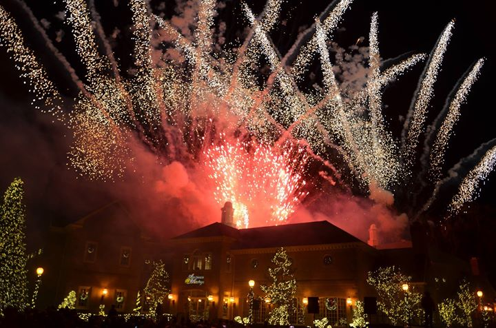 Image result for Grand Illumination American Heritage Credit Union