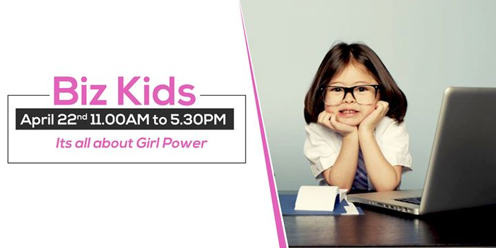 Biz Kids - Its all about Girl Power