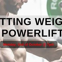 Cutting Weight For Powerlifters