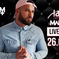 Marco Tolo &amp Live Saxoshow at Tanzbar Lounge