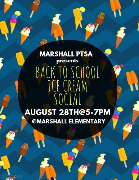 Back to School Ice Cream Social at Marysville Cooperative