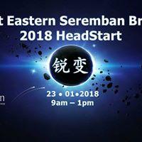 2018 Great Eastern Seremban Branch HeadStart