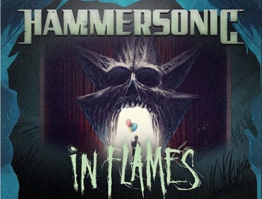 Hammersonic Festival Indonesia July 2018