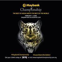 Maybank Championship 2018