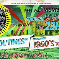 Rude Boys From Outer Space (DJ set GE) - Festival Membre-Toi