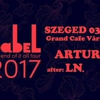 Babel  Artur  LN.  Grand Caf Vrkert