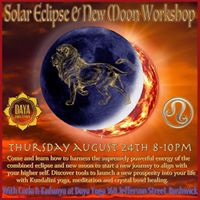 Solar Eclipse &amp New Moon Workshop
