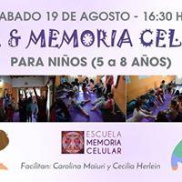 Yoga y Memoria Celular para Nios. Contribucin Voluntaria
