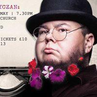 Say Owt &amp Apples and Snakes present Shane Koyczan