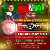 5 de Mayo Cdel Grevino estate winery