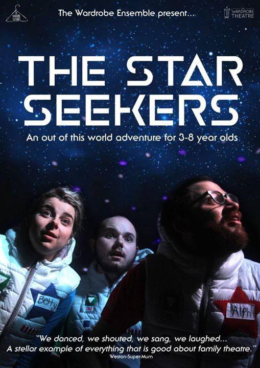 The Star Seekers - February Half Term