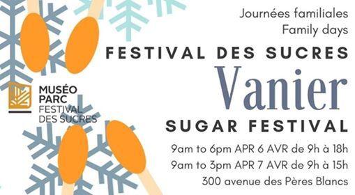 Festival des sucres Vanier Sugar Festival