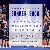 Funky Team Summer Show