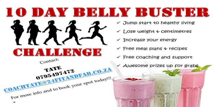 The Belly Buster Challenge at 3 North Rd, Edenvale, 1609, South Africa ...