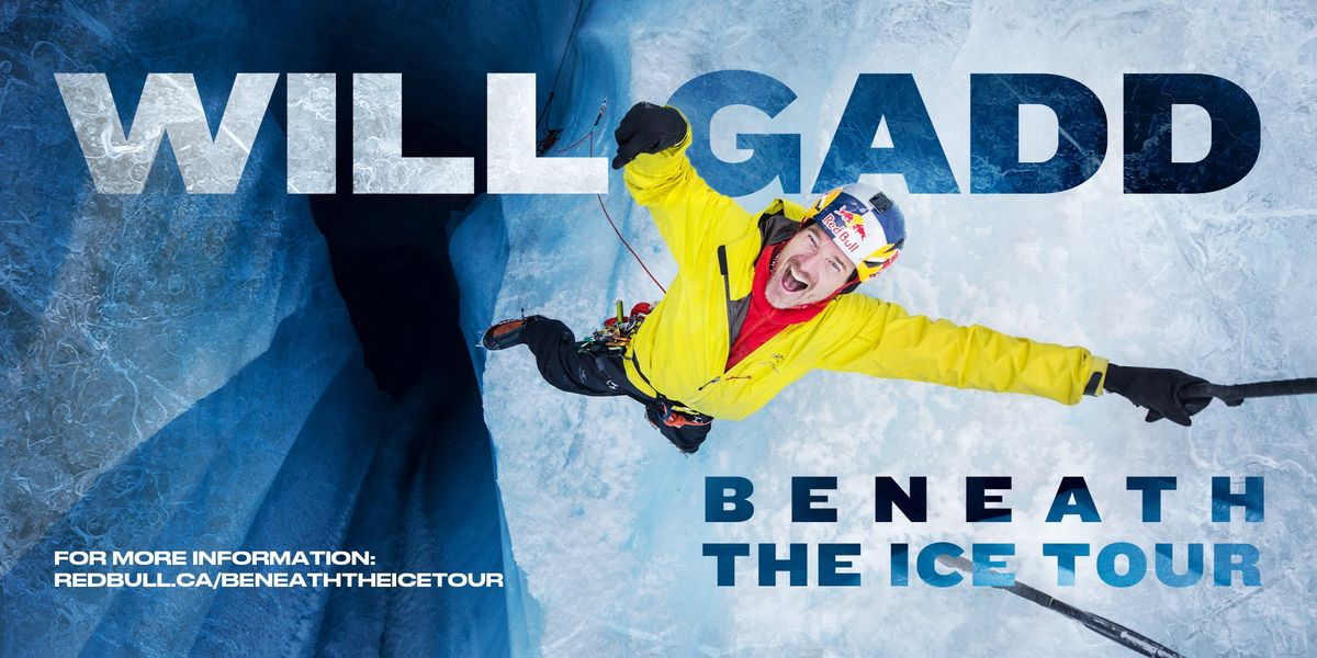 Beneath the Ice Climbing Clinic
