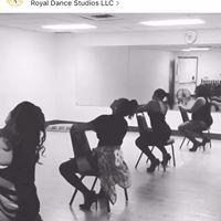Royal Ladies &quotDance &amp Heel Class feat Pole Cardio