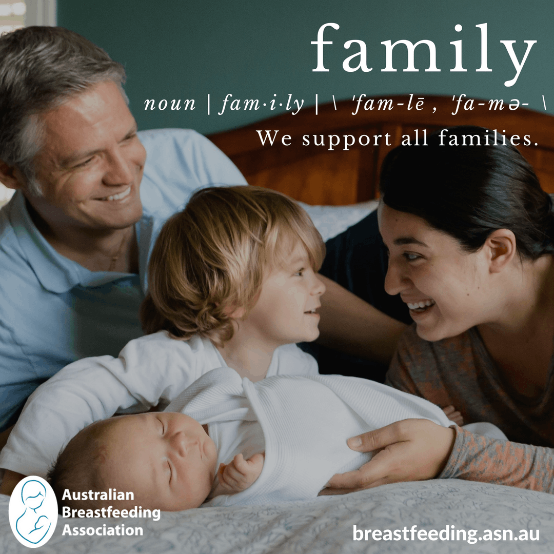 Breastfeeding and the Growing Family