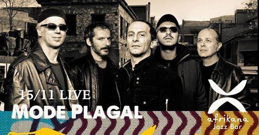 LIVE Mode Plagal