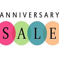 6th Year Anniversary SALE