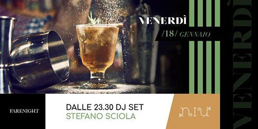 Il venerdi di Niu _ DjSet Stefano Sciola
