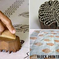 Mumbai - Block Printing Workshop - 18 March 2018
