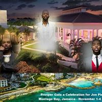 Jon Pierce Prosper Gala Jamaica 2018
