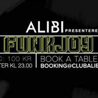 Dj funkjoy  Club Alibi  Fredrikstad