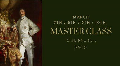 Master Class with Min Kim