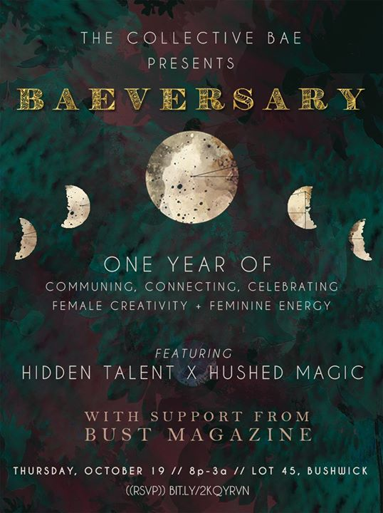 BAEversary one year of the matriarchy