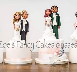 Bride and Groom topper class (2 places left)