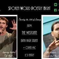To Be Frank Poetry Featuring Tom Hunt and Neanderthal Bard
