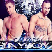 Brooks Ladies night fPlayboyz - Ice Breaker Tour