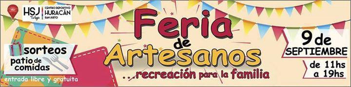 Feria De Artesanos En Huracn De San Justo
