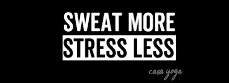 2019 Winter Challenge Sweat More Stress Less in 2019 (28 days)