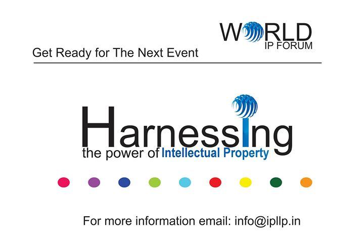 World IP Forum 2017 - Bengaluru India