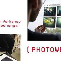 Open Table Workshop Bildbesprechung mit Sebastian H. Schroeder