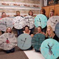 Custom Clock Workshop