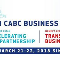 4th Canada-ASEAN Business Council Business Forum
