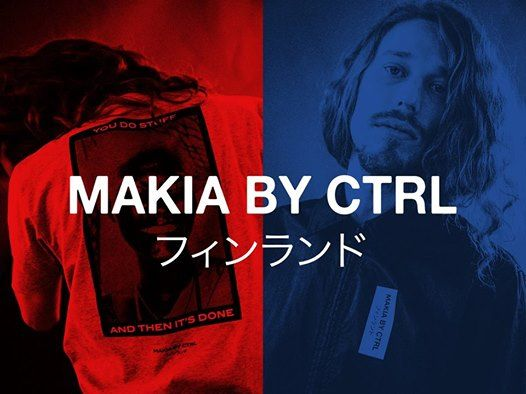 MAKIA BY CTRL at Beyond Cultural Platform