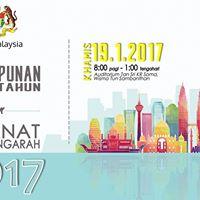 Perhimpunan Awal Tahun &amp Amanat Ketua Pengarah 2017
